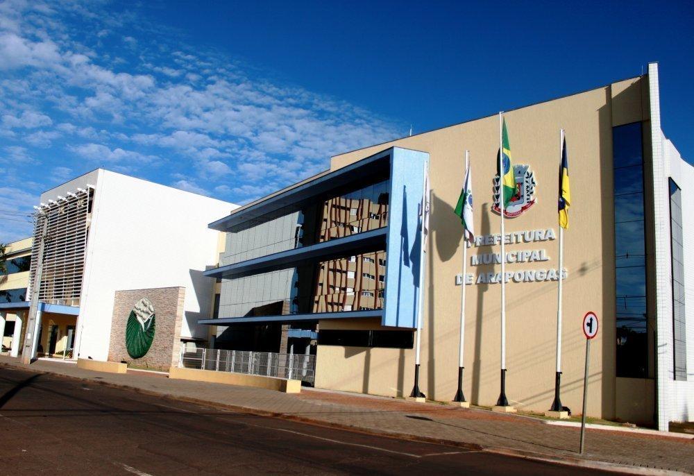 Prefeitura de Arapongas terá ponto facultativo na segunda-feira de carnaval