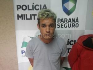 Bruno Mandu da Silva 22 anos de idade