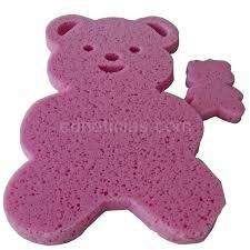 esponja urso