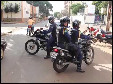 Patrulhamento feito pelo Guarda Municipal tem ajudado no combate ao crime em Arapongas