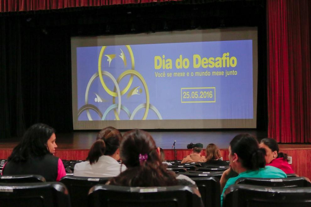 Reunião mobiliza entidades para o Dia do Desafio