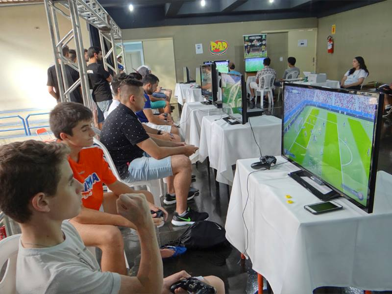 campeonato futebol eletronico