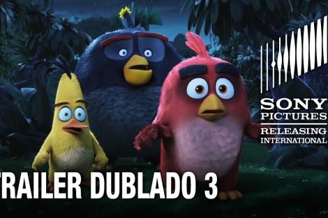 Angry Birds – O Filme veja o Trailer
