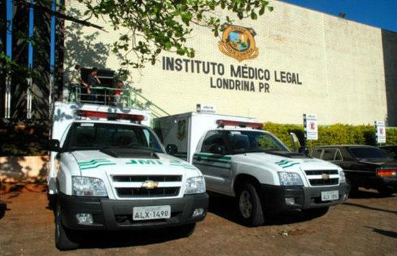 Corpo foi encaminhado para o IML de Londrina