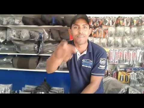 Ganhe desconto na Loja de Acessórios Automotivos Anderson Capas compartilhando este vídeo
