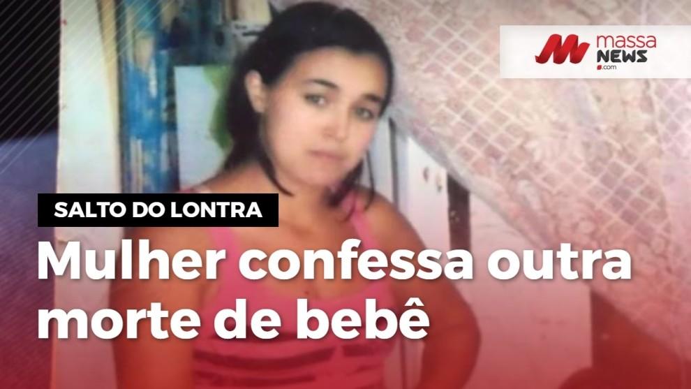 Mulher que esganou filho recém-nascido confessa ter matado outro em 2013