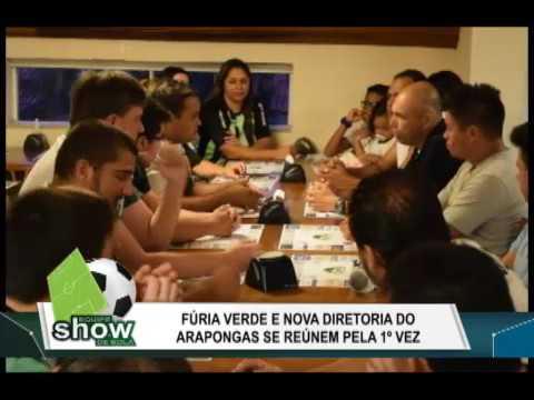 Reunião Diretoria do Arapongas E.C. e Fúria Verde