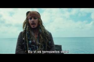 Piratas do Caribe: A Vingança de Salazar – Trailer – Sessões: 15:30/18:30/21:15 hs