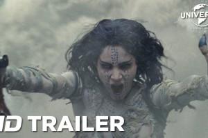 A Múmia – Trailer – Sessões: 15:30/18:30/21:15 Hs