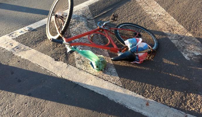 acidente bike