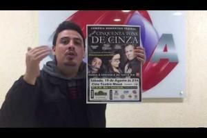 Comédia Romântica Teatral – Quase Cinquenta Tons de Cinza