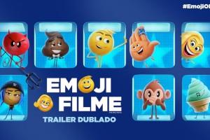 Emoji O Filme – Trailer – Sessões:15:00/18:30/20:30 hs