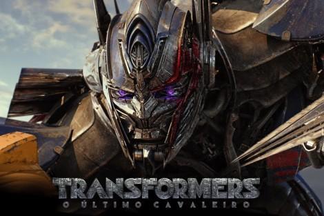 Transformers: O Último Cavaleiro – Trailer – Sessão: 18:15 Hs