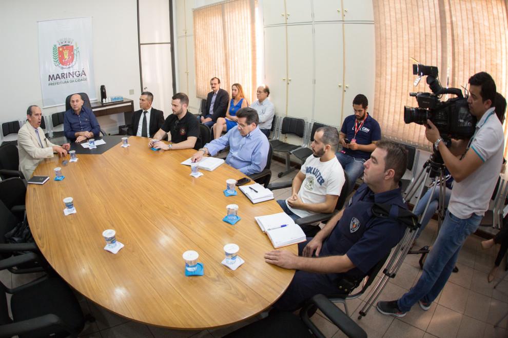 Reunião-Maringá-Prefeitura