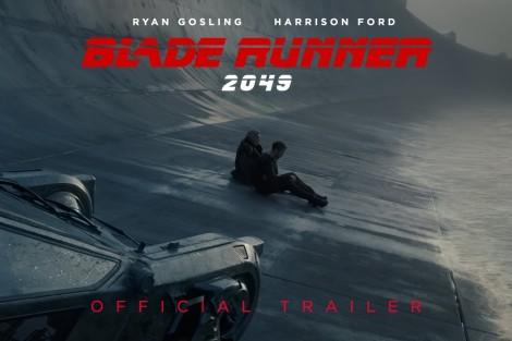 Blade Runner 2049 – Trailer – Sessões: 14:00/17:15/20:30 hs