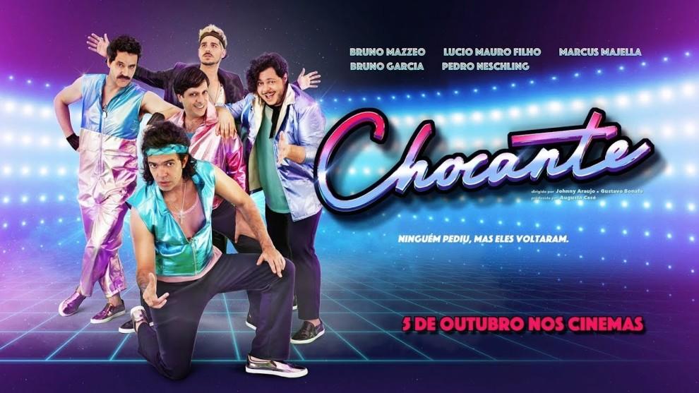 Chocante – Trailer – Sessões: 19:00/21:15 Hs