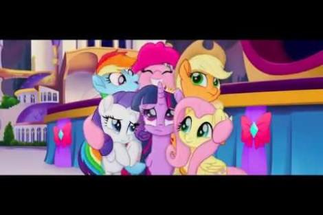 My Little Pony – O Filme – Trailer – Sessões:16:00/18:45 hs