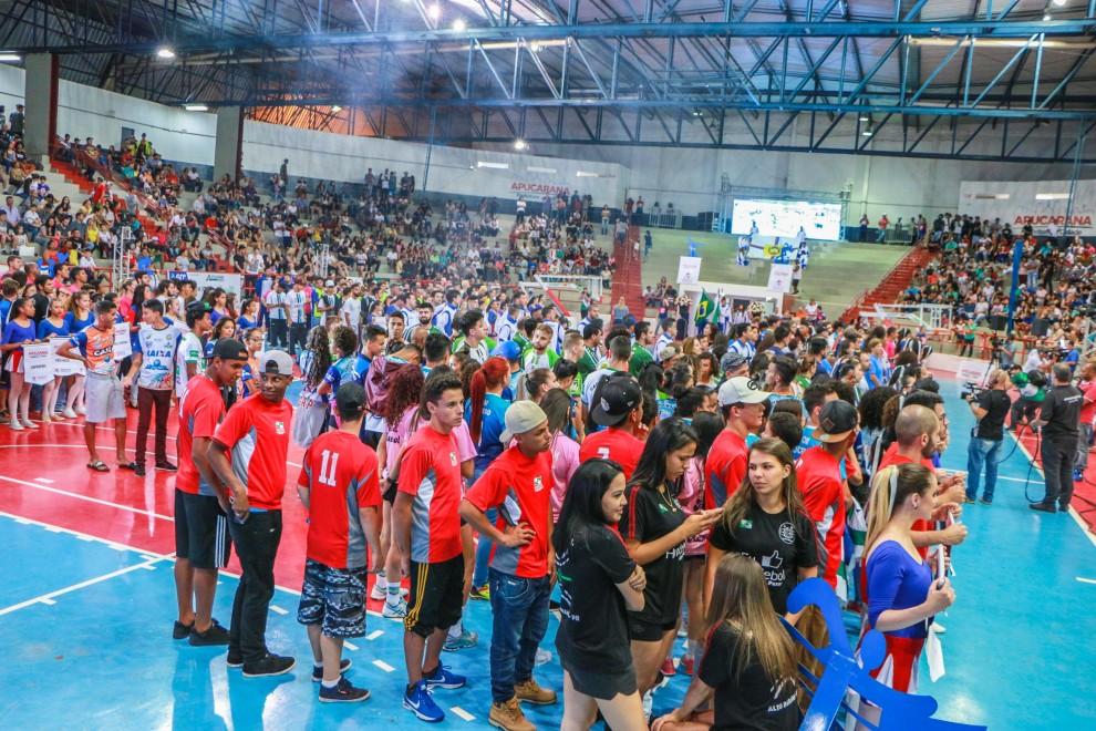 Começam as disputas nos JAPS 2017 em Apucarana – Ednotícias