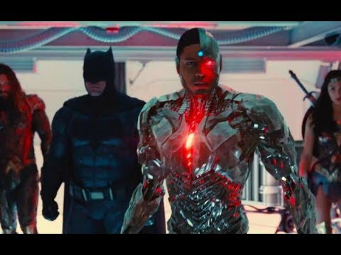 Liga da Justiça Liga da Justiça – Trailer – Pré Estréia -15/11/2017 – Sessões: 16:00/18:30/21:15 hs