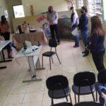 MARUMBI – Núcleo de Educação realiza treinamento para funcionários