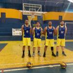 Arapongas vai participar da fase final do paranaense de basquete 3×3
