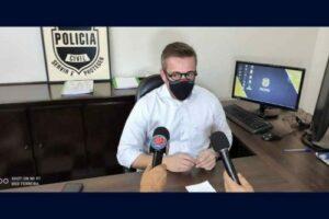Estelionatário é preso pela Polícia Civil em Apucarana quando tentava vender veículo obtido através de golpe